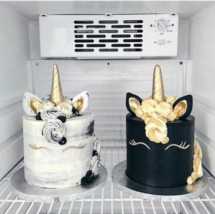 ▷1001+ idées de gâteau licorne magique pour lanniversaire de votre enfant
