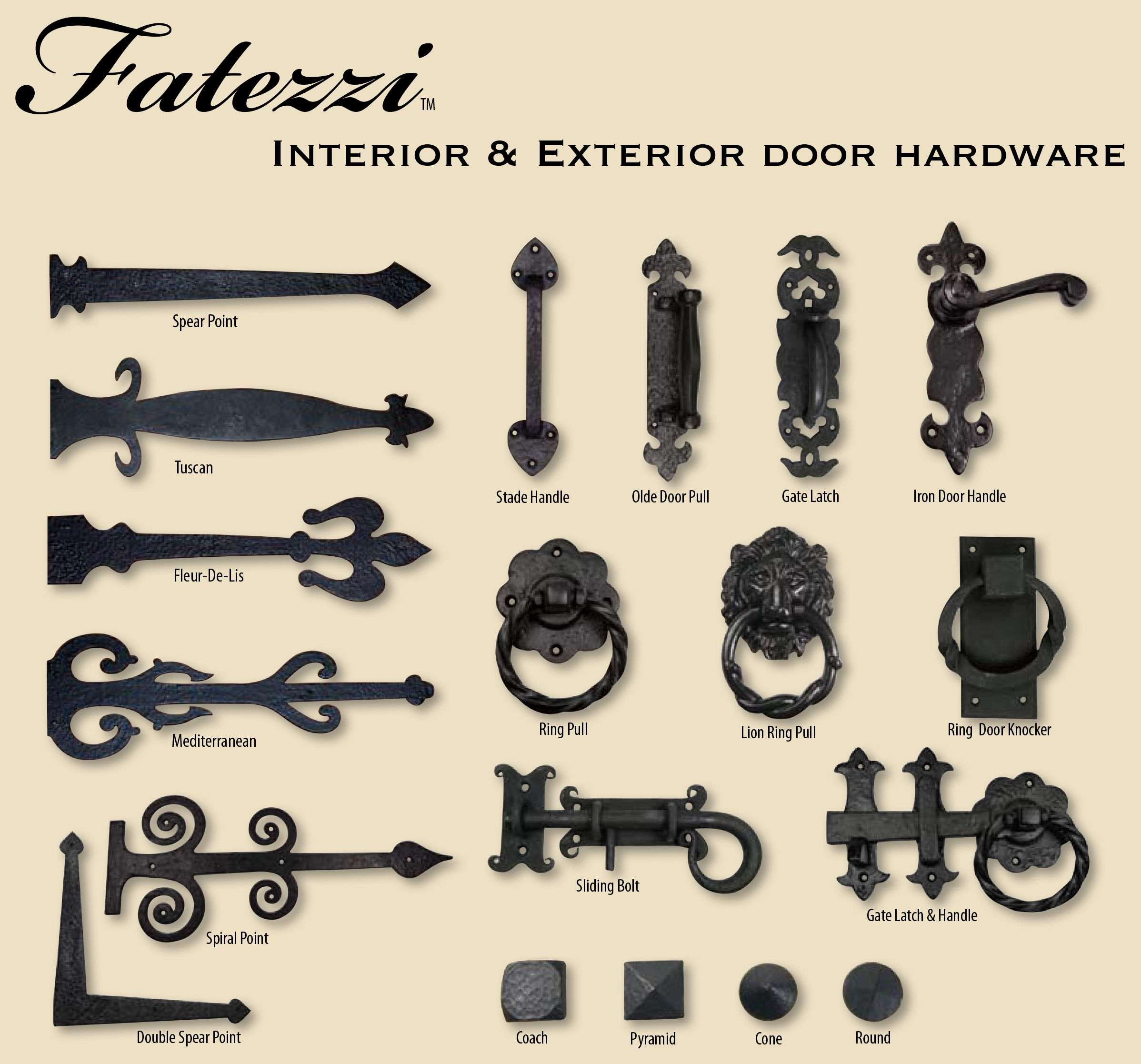 Faux Garage Door Hardware Dress Up Your Real Or Faux Wood Garage Doors With Decorative