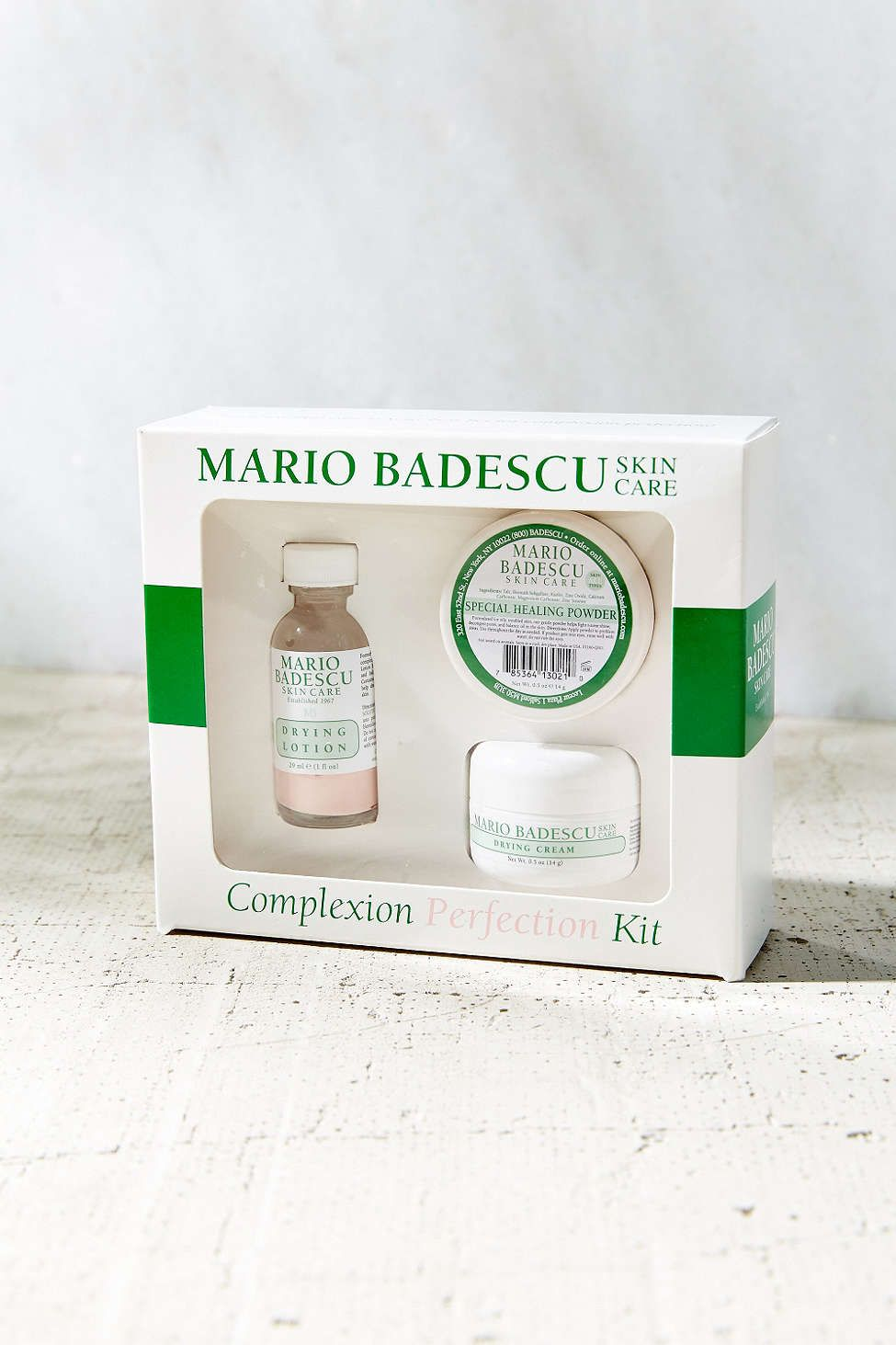 Mario Badescu Complexion Perfection Kit In 2020 Perfect Complexion Mario Badescu Gentle Skin Care