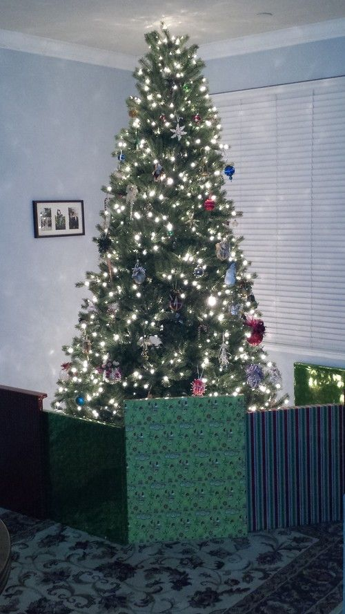 Baby Proof Your Christmas Tree Creative Solution To Keep