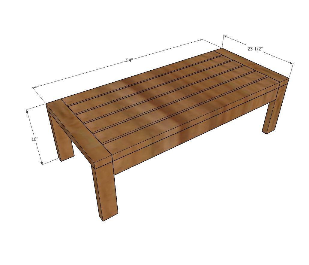 2x4 Outdoor Coffee Table In 2020 Outdoor Sofa Diy Outdoor Coffee Tables Diy Patio Furniture