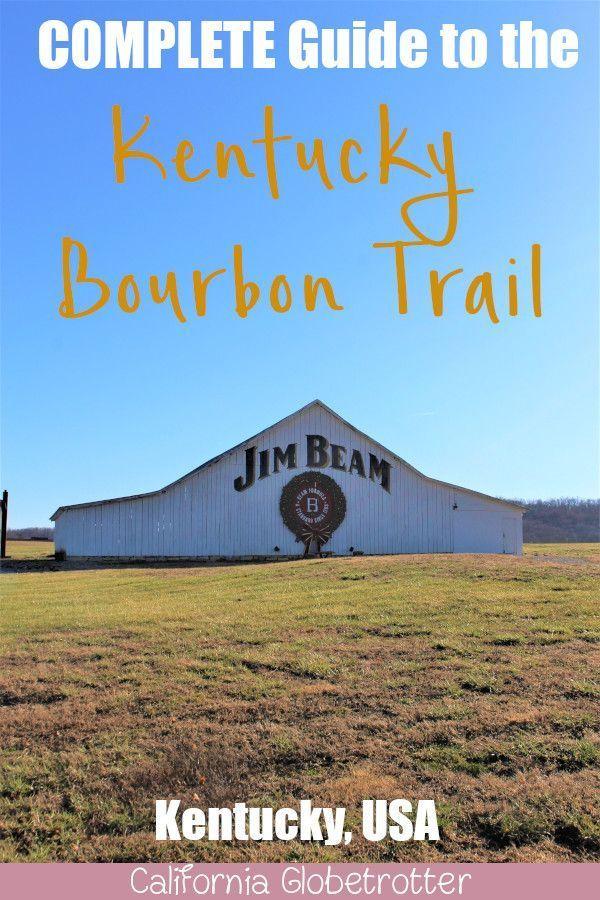 Photo of Ein vollständiger Leitfaden zum Kentucky Bourbon Trail – Ein vollständiger Lei…
