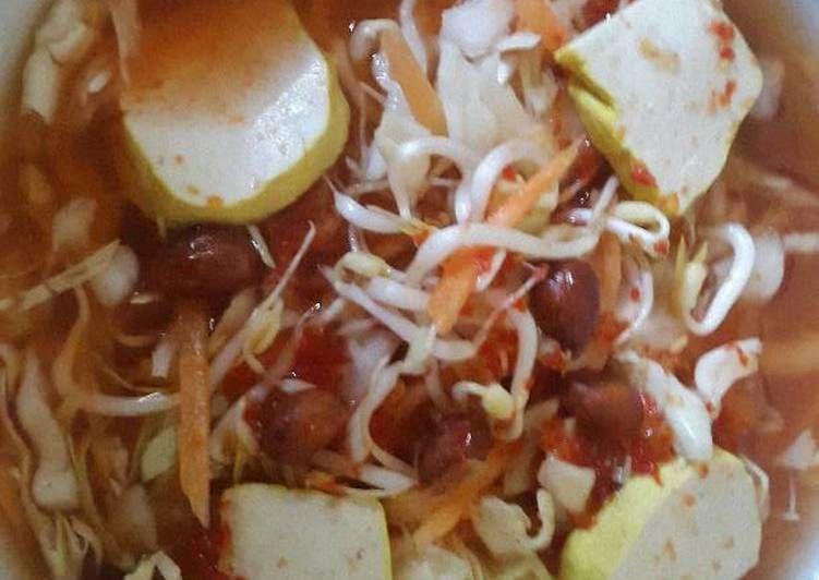 Resep Asinan Sayur Khas Bogor Oleh Indy El Fathir Resep Ide Makanan Resep Masakan Resep