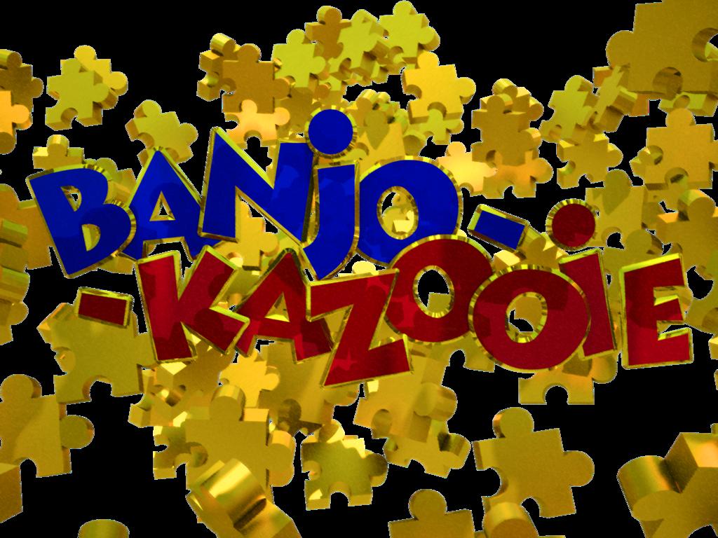 Banjo Kazooie Logo Sea Of Jiggies By Dreams N Nightmares Deviantart Com On Deviantart Banjo Kazooie Banjo Dreams And Nightmares