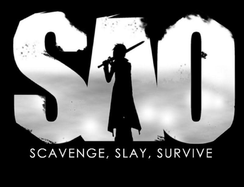 SAO Scaveng Slay Survive