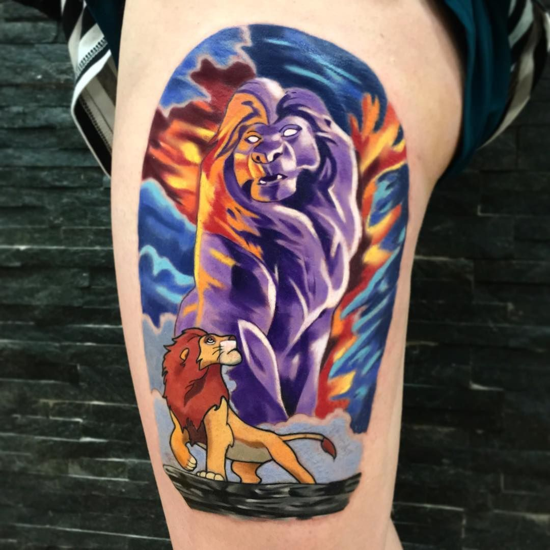 """Jordan Baker 🇬🇧 on Instagram """"I've done a lot of lion"""