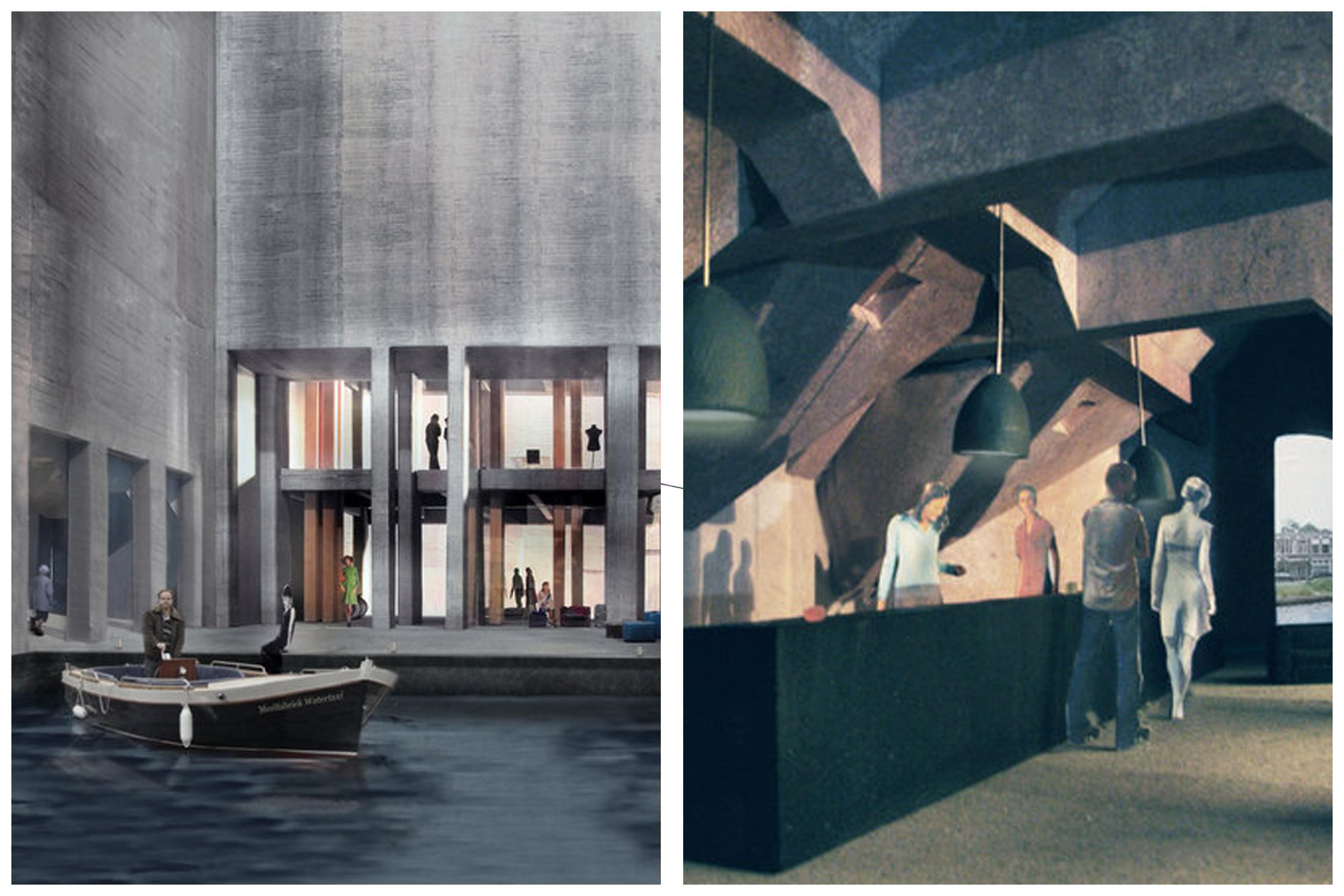 peter zumthor factory reuse hotel 3543 2362 renderinger pinterest peter zumthor. Black Bedroom Furniture Sets. Home Design Ideas