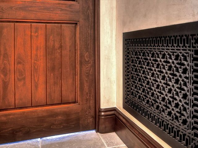 Fancy Air Return Grille To Cover Wall Vent Cover