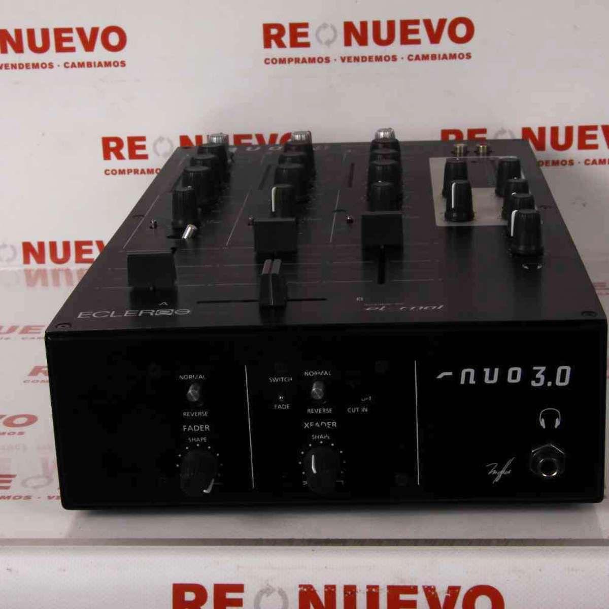 Mesa de mezclas ecler nuo 3 0 de segunda mano e272197 for Media markt mesa de mezclas