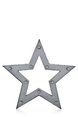 Large Led Star Feature Light Next Http Www Next Co Uk G4d680s6
