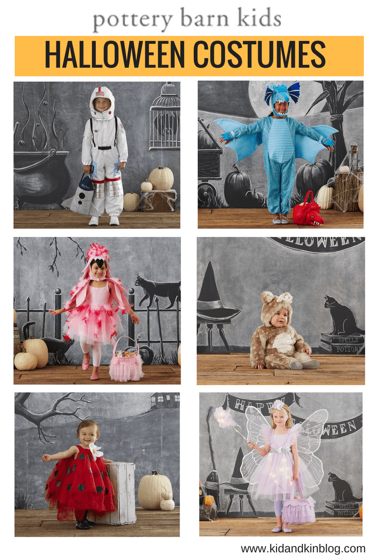 adorable pottery barn kids exclusive halloween costumes for kids