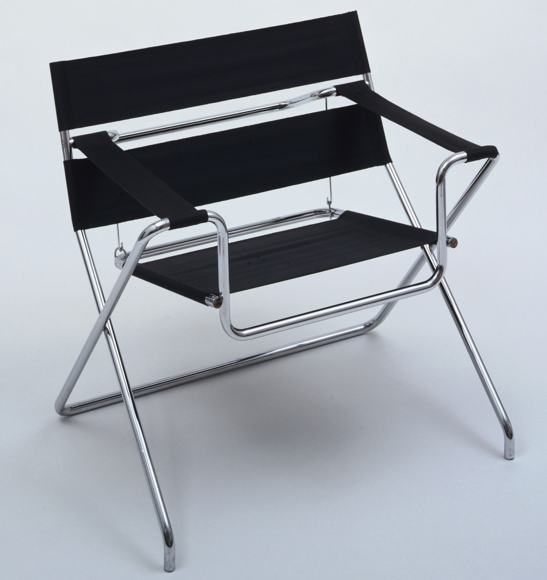Marcel Breuer Folding Armchair model B4 1927 TECTA Möbel
