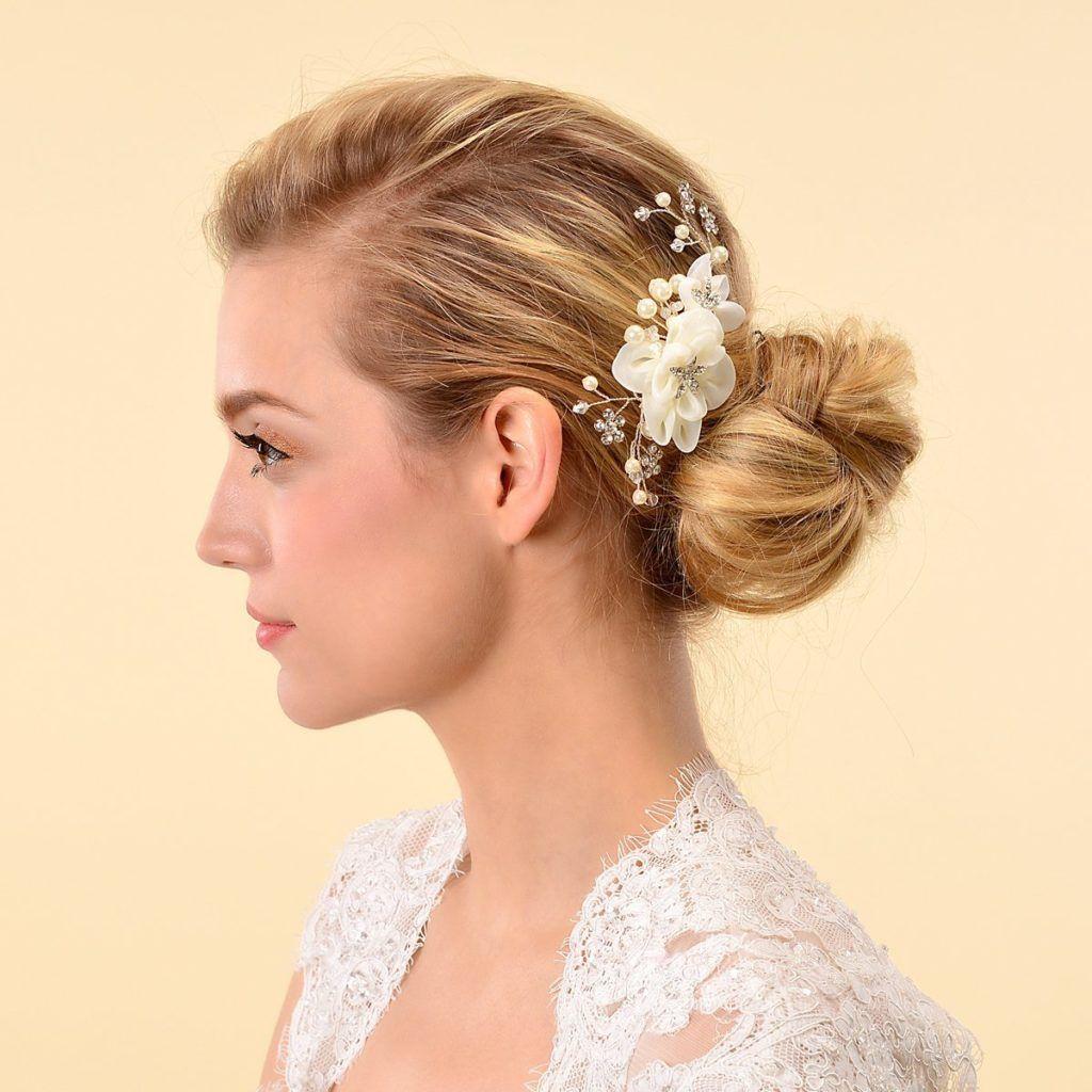 pictures of amazon : remedios bridal hair bridesmaid