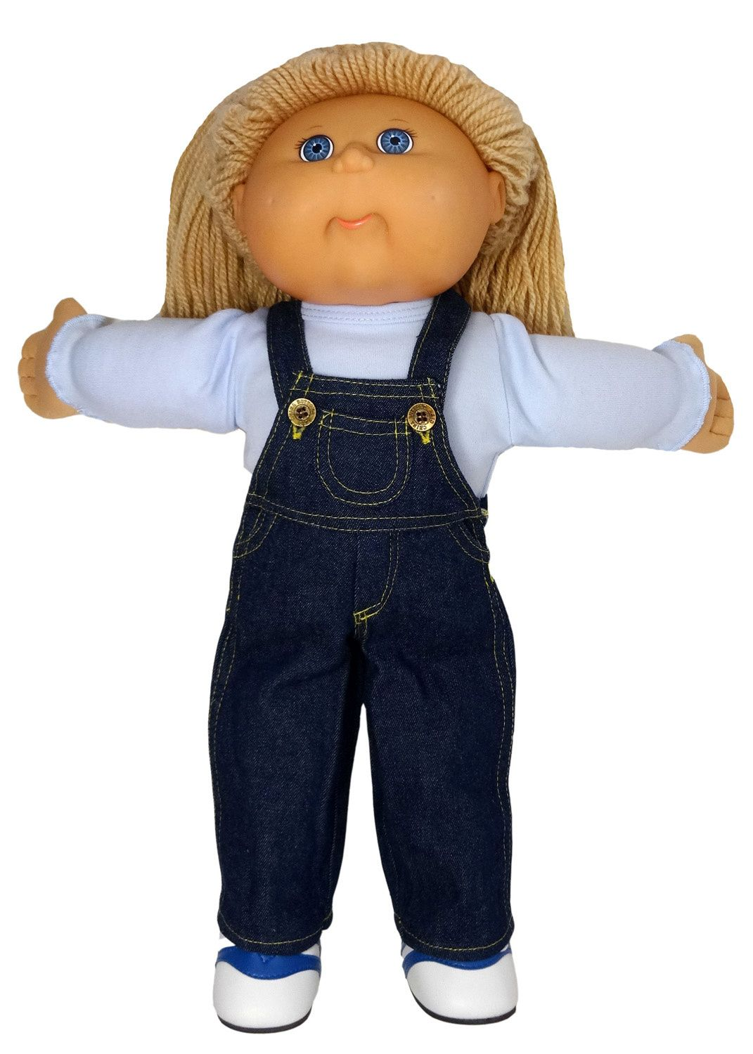 Pin on Cabbage Patch (18 Inch) Dolls Clothes and Shoes