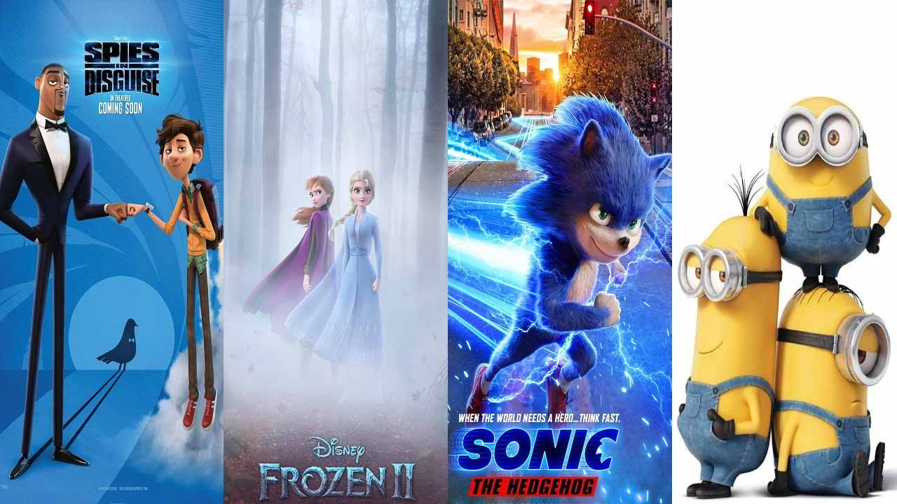 New & Kids Movies 2019, 2020, 2021 with Release