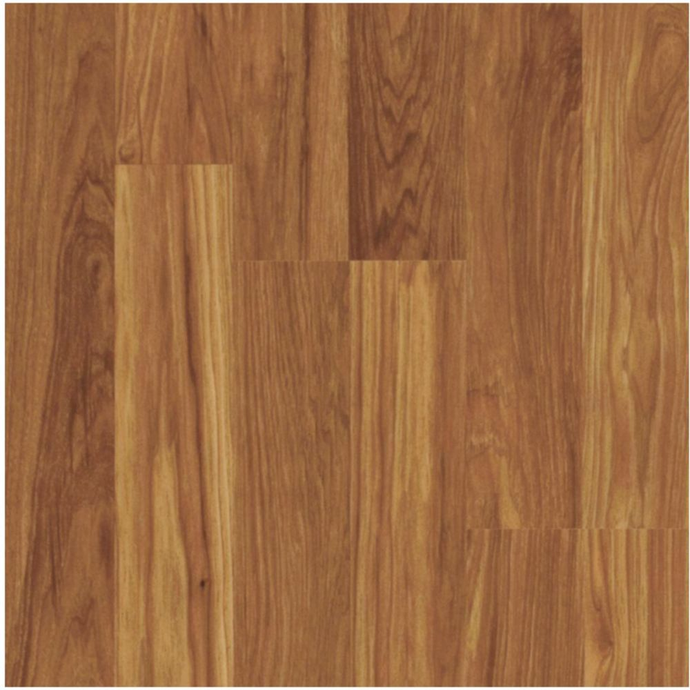 Hickory Laminate Flooring Scratch Resistant And Sound Reducing 7 5 8 X 47