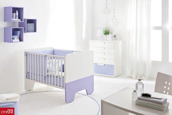 Composiciones para cuarto de bebés Cuore. Cunas, muebles de servicio ...