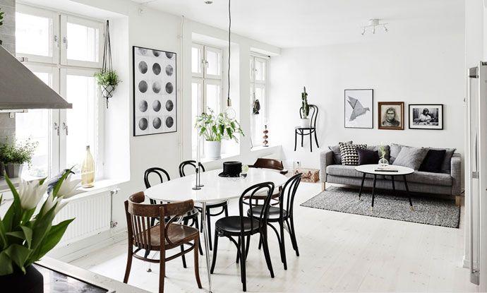 Inspiration décoration et aménagement salle à manger design moderne - salle a manger design moderne