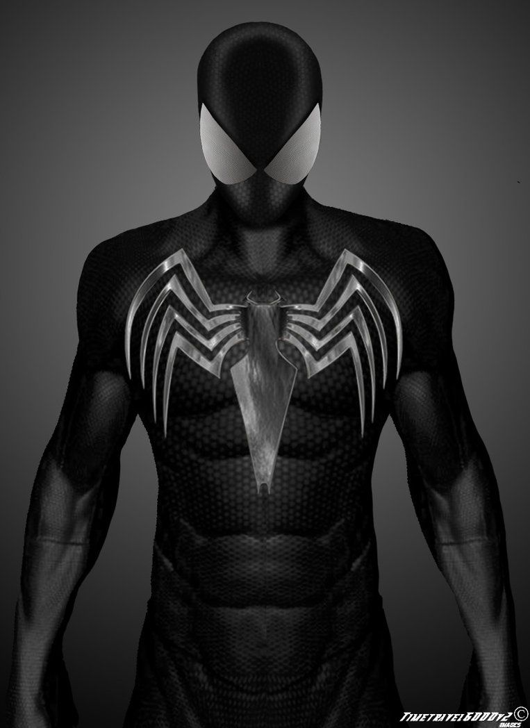 Black Suit in The Amazing Spider-man by Timetravel6000v2 on ...