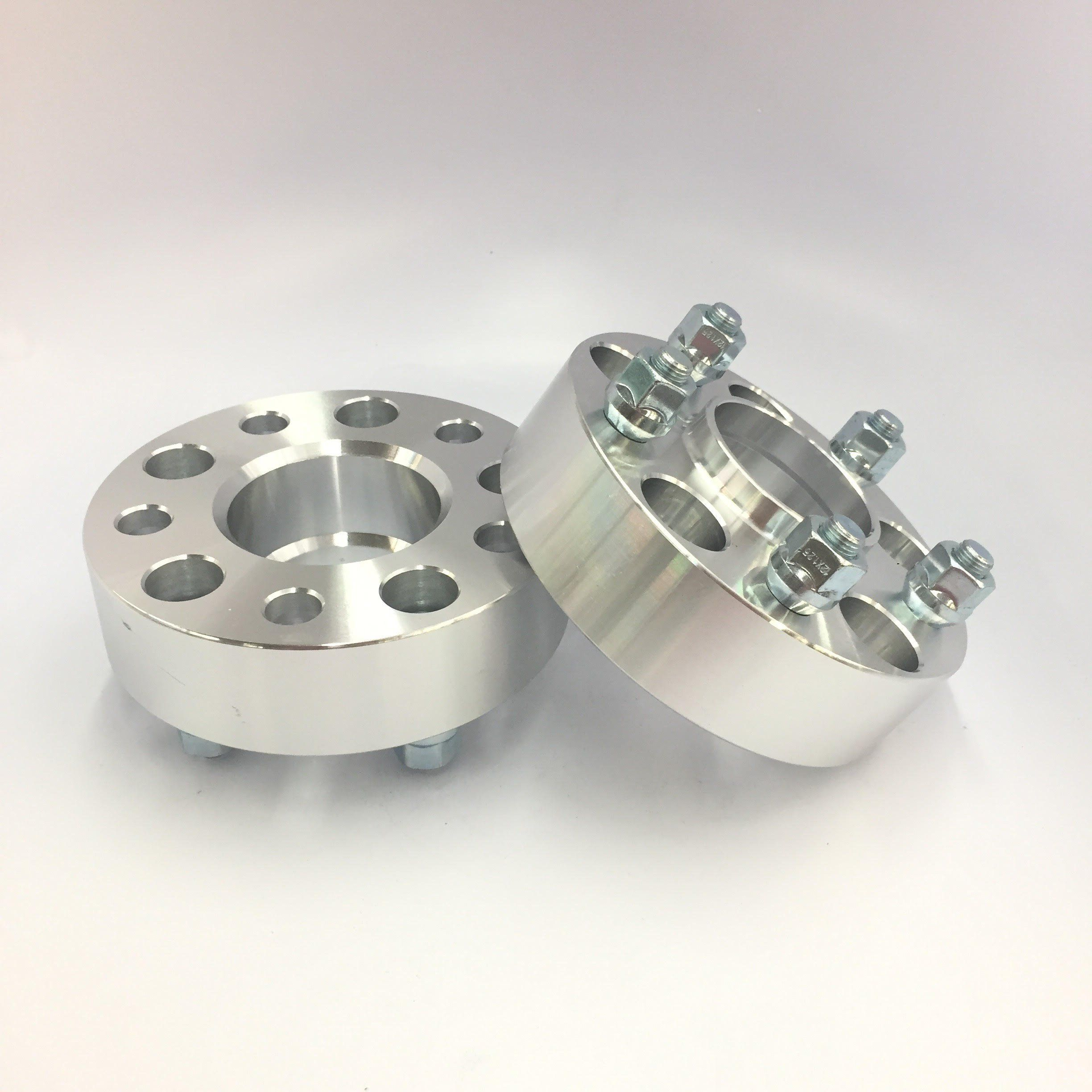 Customadeonly 2pc 2 0 Thick Wheel Spacers With Lip 5x115