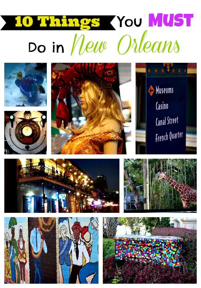 10 things you must do in new orleans vacation buckets for Must do things in new orleans