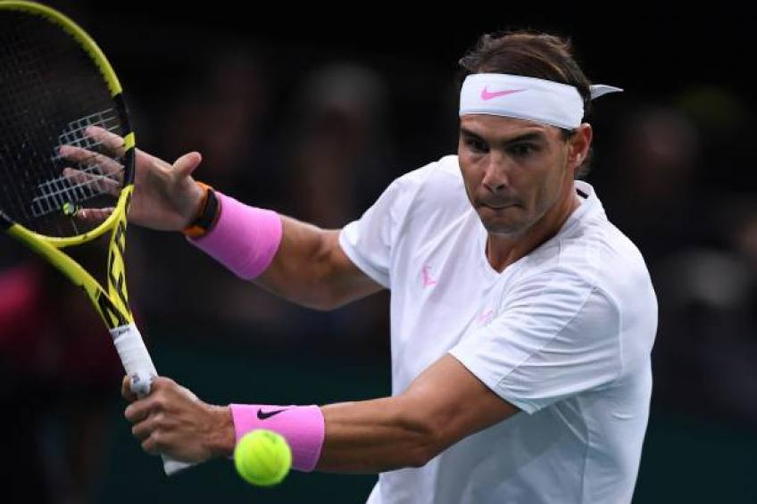 In An Interview Rafael Nadal S Doctor Angel Ruiz Cotorro Spoke About The Spanish Player S Abdominal Injury Rafael Nadal Abdominal Injury