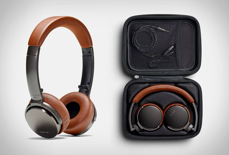 Image result for The Status Audio BT One over-ear headphones