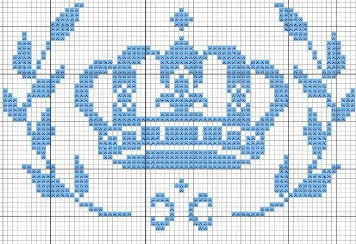 Pin von VIKTORIJA OPIKOVA auf Embroidery ideas | Pinterest | Kronen ...