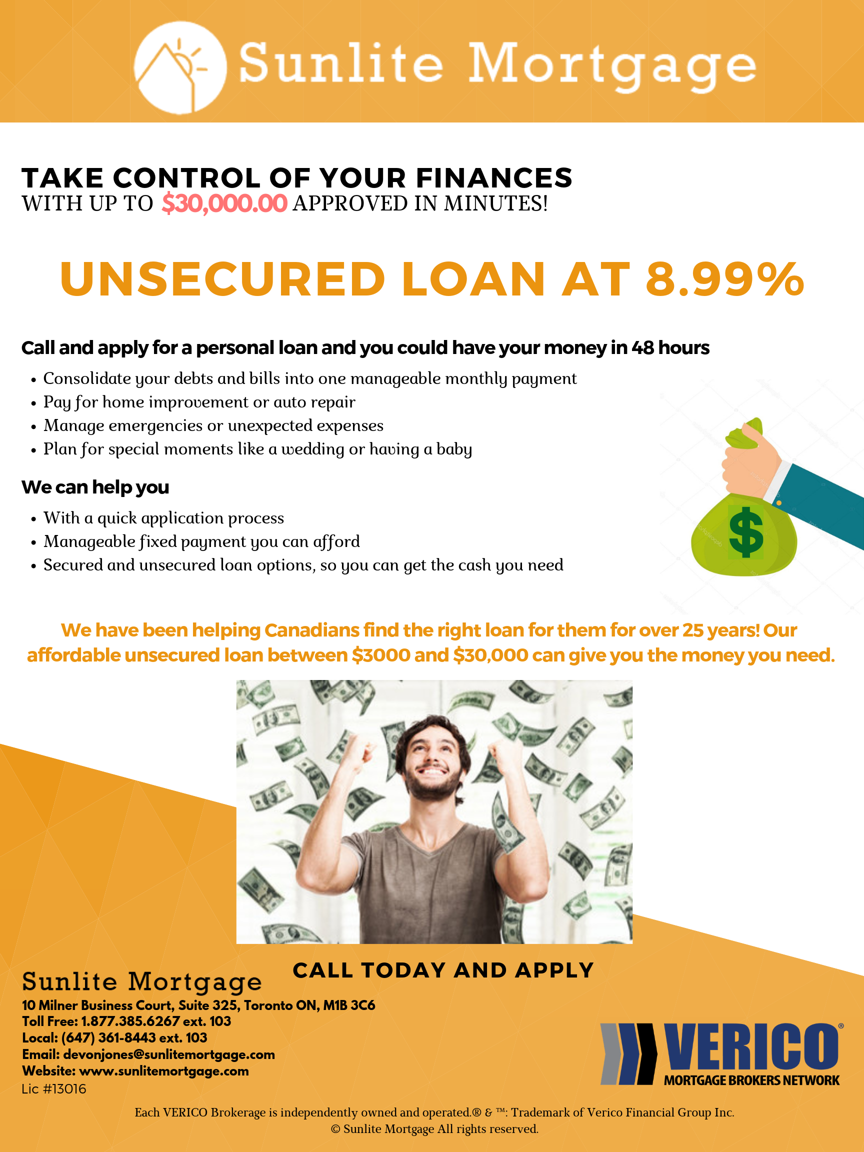 Personal Loans For Homeowners Borrow Between 3 000 00 And 30 000 With A Personal Loan For Homeowners To A Max Mortgage Brokers Home Mortgage Unsecured Loans