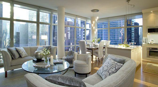Inside Michael Kors\' New West Village Penthouse   Penthouse ...