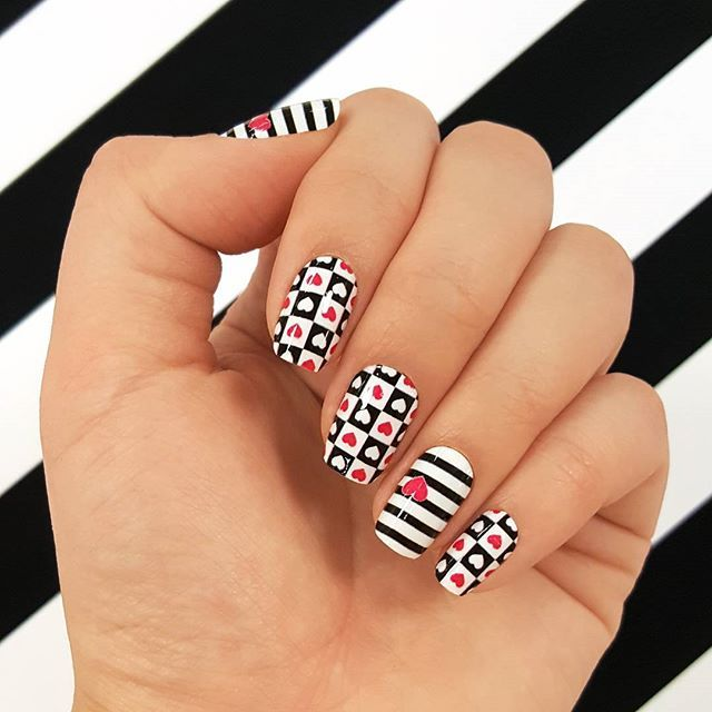 Coconut Nail Art Valentine\'s Day shades have arrived in select ...