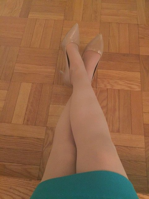 65b59a997a NEW - Sheer EASE Compression Pantyhose Review   BrightLife Blog ...