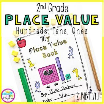 2nd Grade Place Value Hundreds Tens Ones 2nbta1 2nd Grade