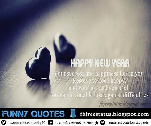New Year Inspirational Messages, Wishes, and Inspirational Quote ...
