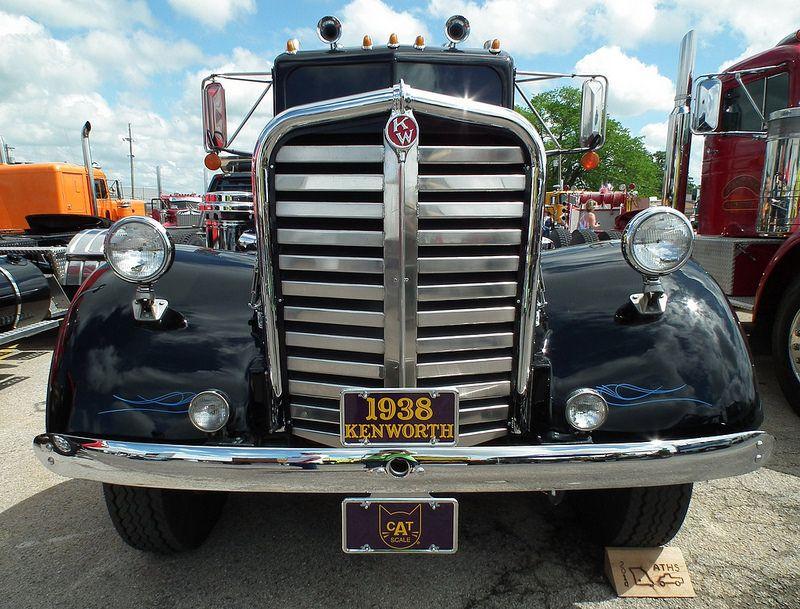 1938 Kenworth....explore 9102014 Big trucks, Kenworth