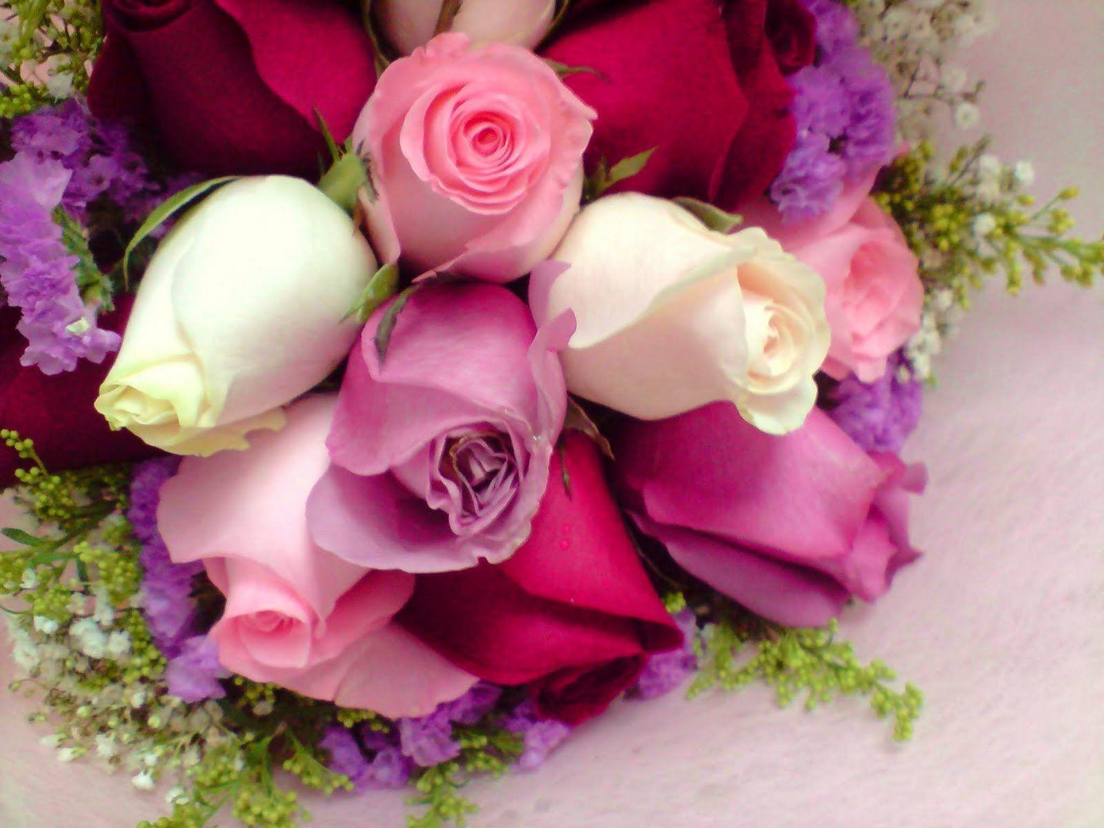 happy birthday bouquet wallpaper - photo #43