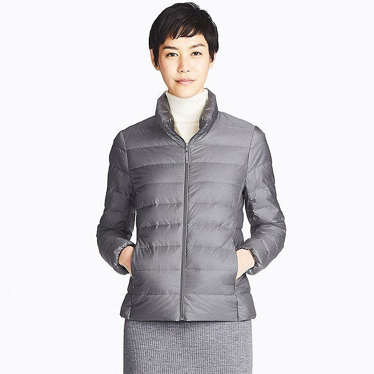 Women Ultra Light Down Jacket Down Jacket Outerwear Women Outdoor Outfit