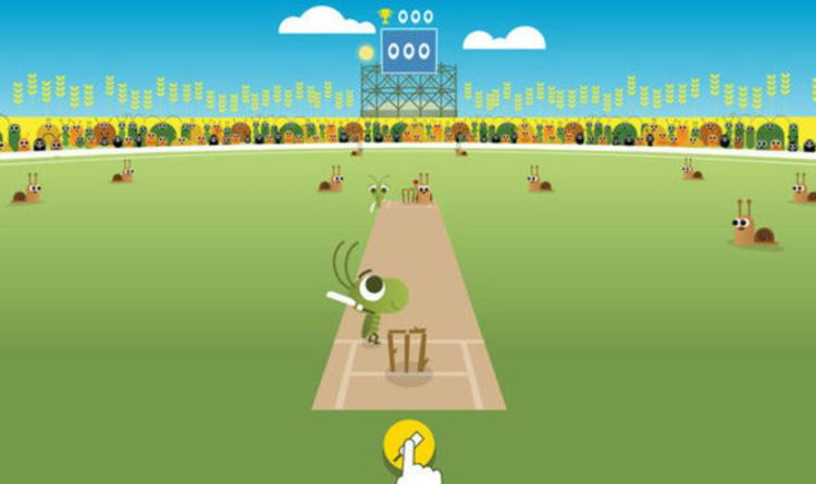 Crickettechnology Google Doodle Celebrates Women S Cricket World Cup 2017 With Adorable Cricket Game Cricket Games Cricket World Cup Champions Trophy