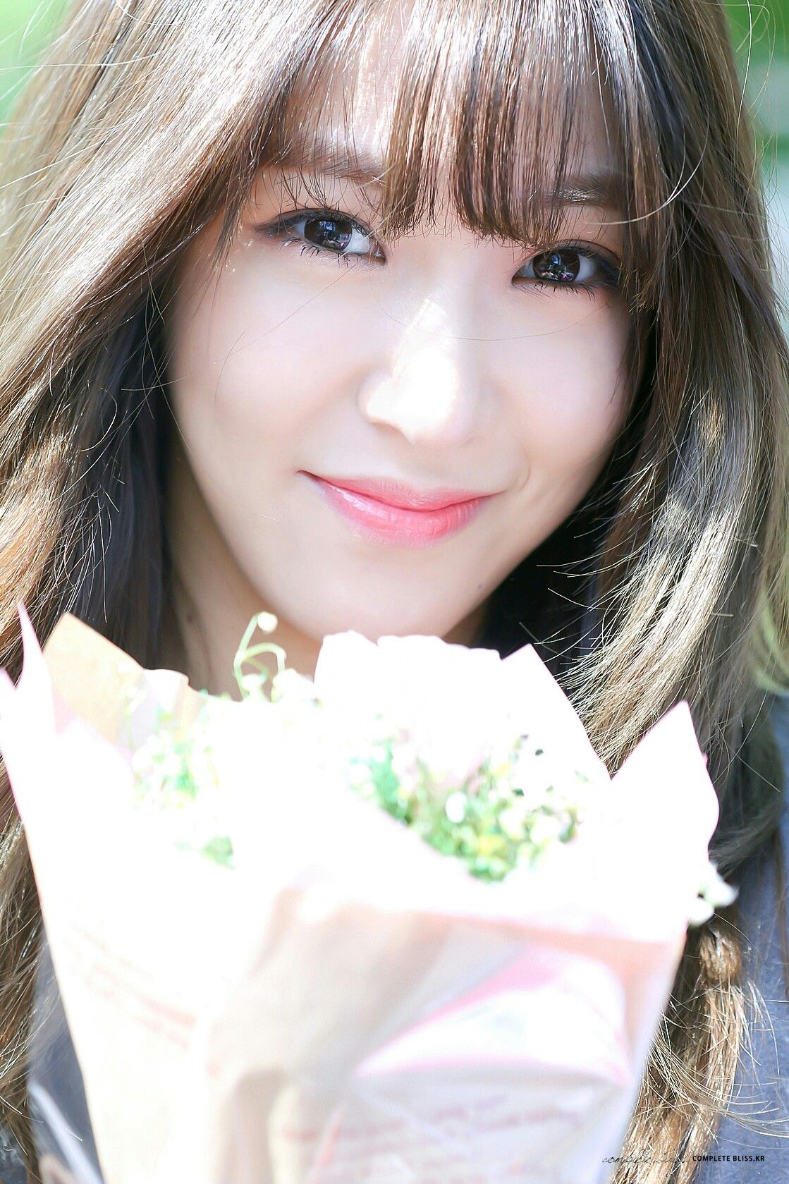 OMG This Eyes  Tiffany snsd
