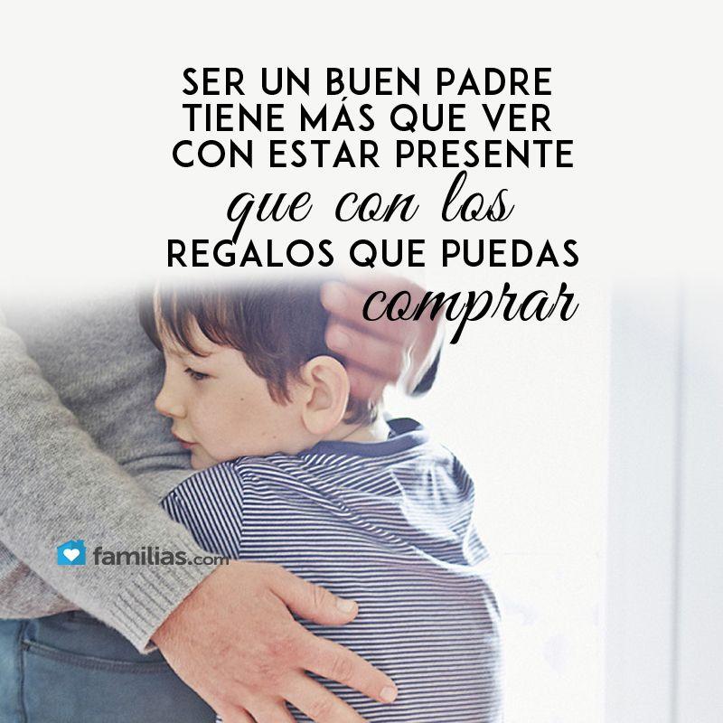 consejos como ser un buen padre
