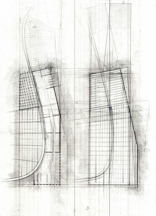 4 Drawing Architecture Tumblr Drawing Architecture Pinterest
