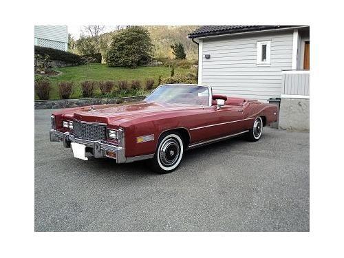 1976 Cadillac Eldorado   Ambridge PA   http://bit.ly/L3g1yr