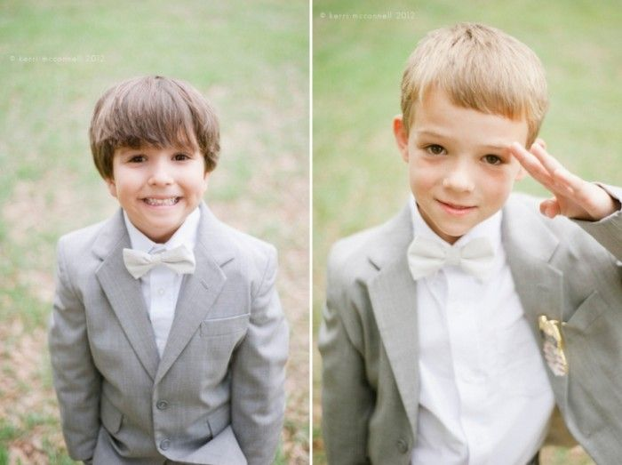 Ring Bearer Tux. | Erickas Rustic Wedding | Pinterest | Design blogs ...