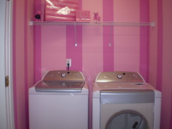 Best 25 Pink Laundry Rooms Ideas On Pinterest Pink Home