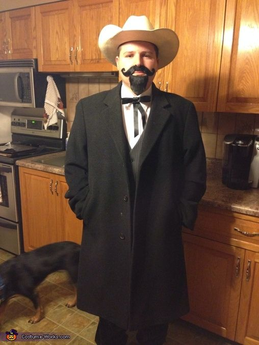 Jack Daniels Bottle Halloween Costume