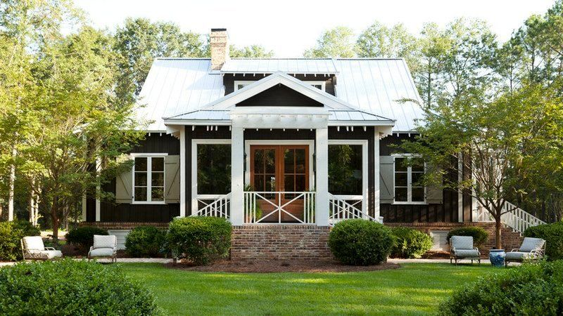 Farmdale Cottage Plan 1870 Cottage House Exterior Farmhouse Layout Southern Living House Plans