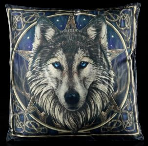 kissen wilder wolf neeeeed pinterest wolf wolf bilder und tiere. Black Bedroom Furniture Sets. Home Design Ideas