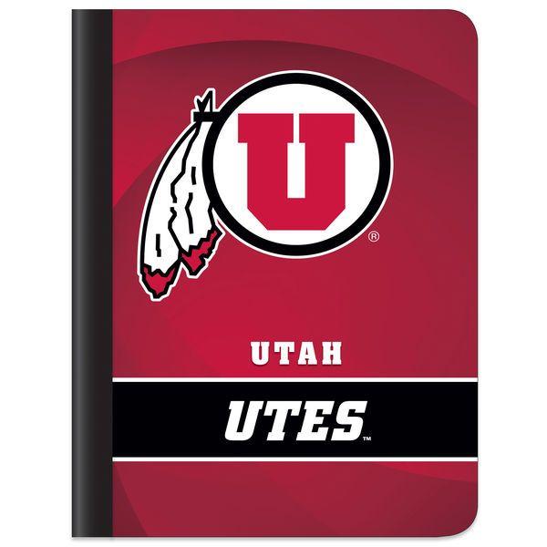 Utah Utes Team Logo Composition Book - $2.99