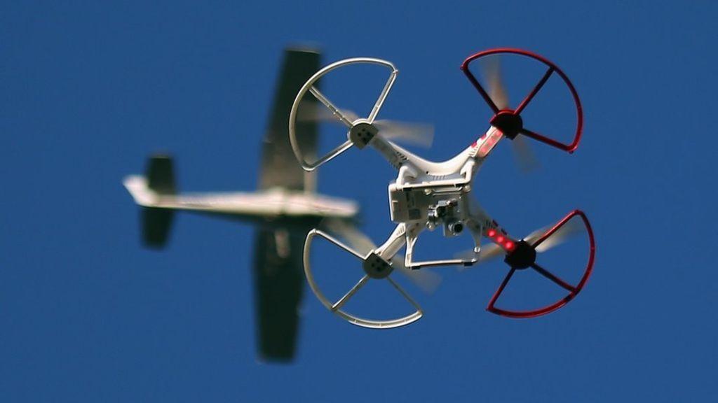 App helps drone pilots avoid nofly zones drone flying