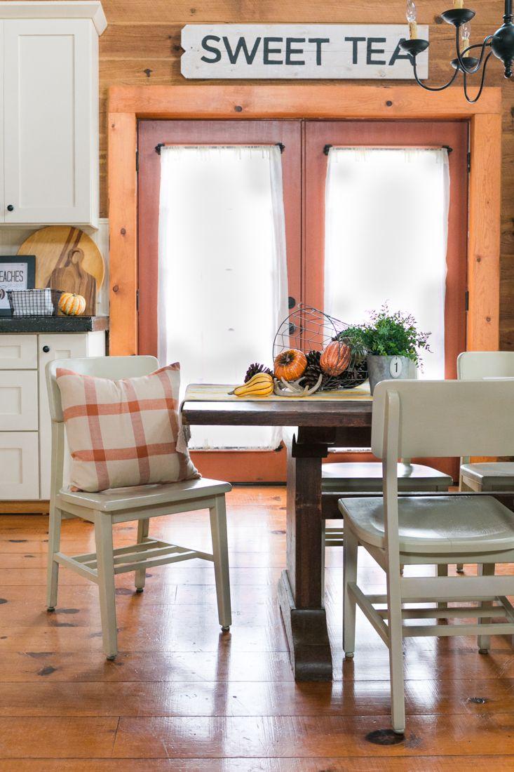 DIY Vintage Farmhouse Kitchen Sign Farmhouse kitchen